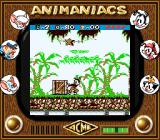 Animaniacs Game Boy Jungle Set (SGB)