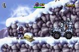 CT Special Forces Game Boy Advance Enemy jeep