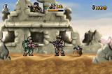 CT Special Forces Game Boy Advance Desert mission