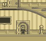 The Addams Family: Pugsley's Scavenger Hunt Game Boy Main Hall