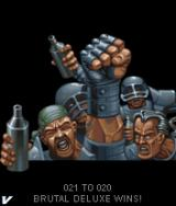 Speedball 2: Brutal Deluxe J2ME Game won