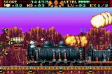 Steel Empire Game Boy Advance Train boss