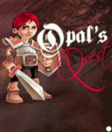 Opal's Quest J2ME Title screen
