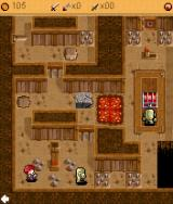 Opal's Quest J2ME A dungeon in Ephisys