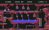 The Goonies Commodore 64 Level 2