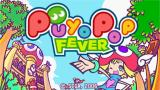 Puyo Pop Fever PSP Title screen