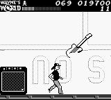 Wayne's World Game Boy Wayne's Stratocaster from the film