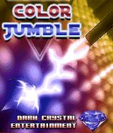 Color Jumble J2ME Title screen