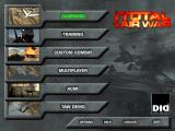 Total Air War Windows Main Menu