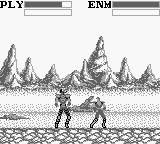 Fist of the North Star: 10 Big Brawls for the King of the Universe! Game Boy The last guy that you fight in the game