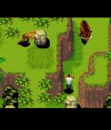 Lost: The Game J2ME Locke will help you to get rid of the boar.