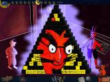 The Number Devil: A Mathematical Adventure Windows Access a special sequence in the number pyramid and this is what you get!