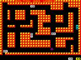 Run Baby Run ZX Spectrum When cars crash the leave a purple triangle