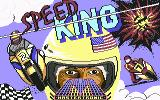 Speed King Commodore 64 Title screen (Mastertronic)