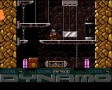 Captain Dynamo Amiga Level 4 - guillotine
