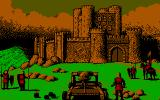 Defender of the Crown DOS A siege (CGA)