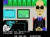 The Inheritance: Panic in Las Vegas MSX Russian roulette