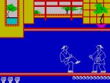 Kung Fu ZX Spectrum A low kick