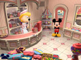Disney's Mickey Saves the Day: 3D Adventure Windows The sweets store