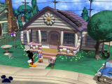Disney's Mickey Saves the Day: 3D Adventure Windows The weasels have stolen Daisy's bike.