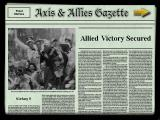 Axis & Allies Windows Allied victory