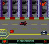 Carmageddon Game Boy Color Starting the race