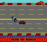Carmageddon Game Boy Color You get more points for colliding head on