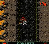 Carmageddon Game Boy Color It's foolish to take the combine harvester head on