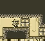 Wario Land: Super Mario Land 3 Game Boy Bash through walls