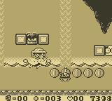 Wario Land: Super Mario Land 3 Game Boy Swimming
