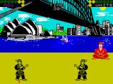 World Karate Championship ZX Spectrum Let's get ready to rumble!