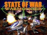 State of War: Warmonger Windows Title screen