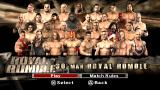 WWE SmackDown vs. Raw 2007 PSP Royal Rumble opponents preview