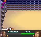 WWF Attitude Game Boy Color If you knock out the enemy you can climb out of the cage