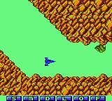 Konami GB Collection Vol. 4 Game Boy Color Gradius II - There are guns fixed to the roof of the cave