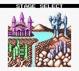 Konami GB Collection Vol. 4 Game Boy Color Castlevania II - Choose which stage to play