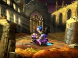 Odin Sphere PlayStation 2 Gwendolin's sister Griselda is fatally wounded in battle.