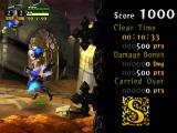 Odin Sphere PlayStation 2 Tutorial stage complete.