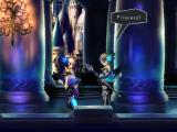 Odin Sphere PlayStation 2 Wandering the halls of The Demon Lord.