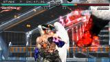 Tekken: Dark Resurrection PSP Devil Jin smash Panda