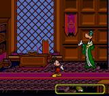 Mickey's Ultimate Challenge SNES Mickey gains a magic book for completing the task.