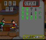 Mickey's Ultimate Challenge SNES Mickey gains Goofy's mallet.