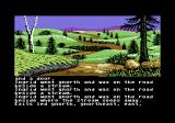 Gnome Ranger Commodore 64 The automated GO TO feature