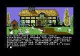 Gnome Ranger Commodore 64 This is very Hansel-and-Gretel