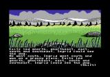 Gnome Ranger Commodore 64 Some particularly plain plains