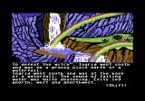 Gnome Ranger Commodore 64 Rainbow time