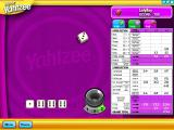 Yahtzee Windows This player's Upper Section is a mess.