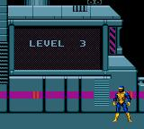 X-Men: Mojo World Game Gear Level 3, Cyclops joins the party.
