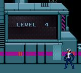 X-Men: Mojo World Game Gear Level four, now we have Havok with us.