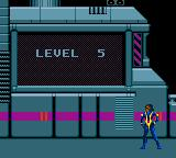 X-Men: Mojo World Game Gear Level five, now with Shard .